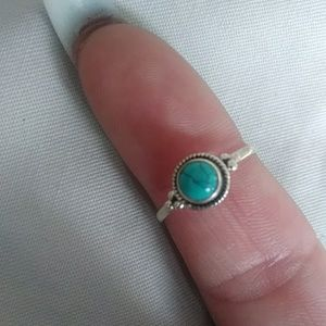 Sterling~Turquoise ring!